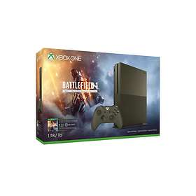 Microsoft Xbox One S 1TB (incl. Battlefield 1) - Special Edition