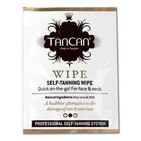 TanCan Wipes 10-pack