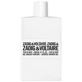 Zadig And Voltaire This Is Her Shower Gel 200ml