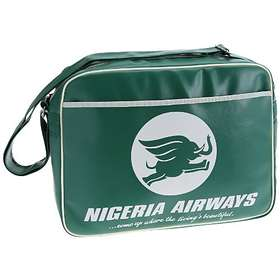 Logoshirt Nigeria Airways Sport Messenger Bag