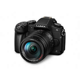 Panasonic Lumix DMC-G80 + 14-140/3.5-5.6