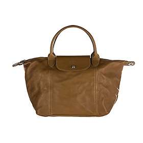 Longchamp Le Pliage Cuir Small Handbag