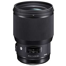 Sigma 85/1.4 DG HSM Art for Canon
