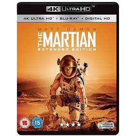 The Martian - Extended Edition (UHD+BD) (UK)