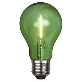Star Trading Decoration Party Green LED 1lm E27 1W