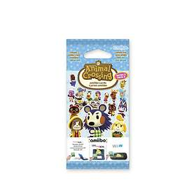 Nintendo Amiibo - Animal Crossing Cards - Series 3