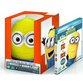 Minions Collection - Limited Minion Lamp Gift Set