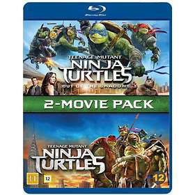 Teenage Mutant Ninja Turtles - 2-Movie Pack