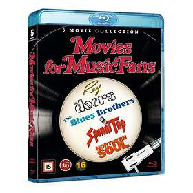 Movies for Music Fans - 5-Movie Collection