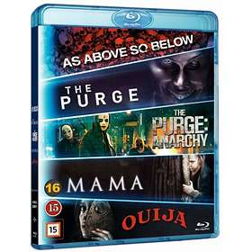 As Above So Below + The Purge + Mama + Ouija