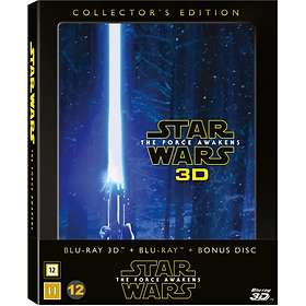 Star Wars - Episode VII: The Force Awakens (3D) - Collector's Edition