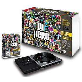 DJ Hero (inkl. Turntable) (PS3)