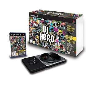 DJ Hero (inkl. Turntable) (PS2)