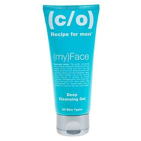 Recipe for Men C/O My Face Deep Cleansing Gel 100ml