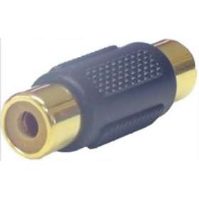 MicroConnect 1RCA - 1RCA F-F Adapter