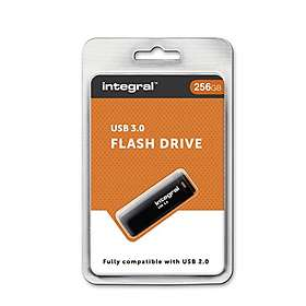 Integral USB 3.0 Black 256GB