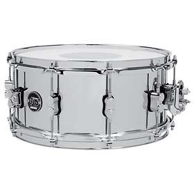 "DW Performance Steel Snare 14""x6.5"""