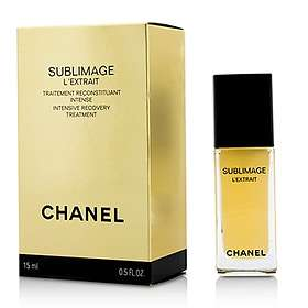 Chanel Sublimage L'Extrait Intense Recovery Treatment 15ml