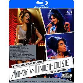 Amy Winehouse: I Told You I Was Trouble Live
