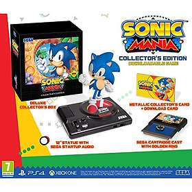 Sonic Mania - Collector's Edition (PS4)