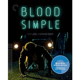 Blood Simple - Criterion Collection (US)