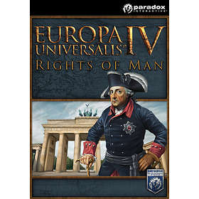 Europa Universalis IV: Rights of Man (Expansion) (PC)
