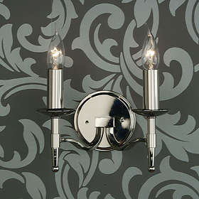 Interiors 1900 New Classics Stanford Nickel Candle (2L)