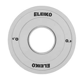 Eleiko IWF Weightlifting Competition Disc 0,5kg