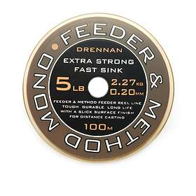 Drennan Feeder & Method Mono 0.23mm 100m