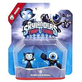 Skylanders Trap Team - Hijinx/Small Eye - 2 Pack