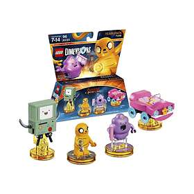 LEGO Dimensions 71246 Adventure Time Team Pack