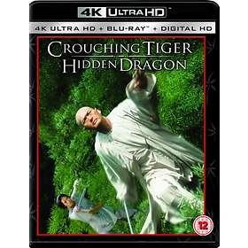 Crouching Tiger, Hidden Dragon (UHD+BD)