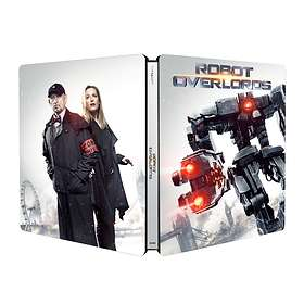 Robot Overlords   Steelbook (UK)