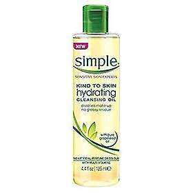 Simple Skincare Kind To Skin Hydrating Cleansing Oil 125ml