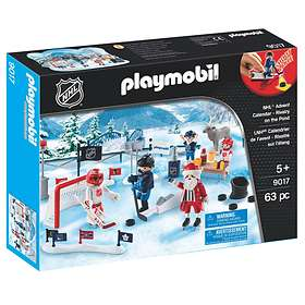 Playmobil NHL 9017 Rivalitet På Dammen Advent Calendar 2016