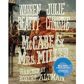 McCabe & Mrs. Miller - Criterion Collection (US)
