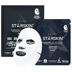 Starskin Leading Man Hydrating Bio-Cellulose Second Skin Face Mask 1st
