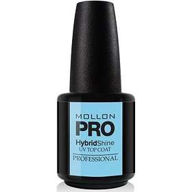 Mollon Pro Hybrid Shine UV Top Coat 15ml