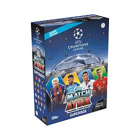 Topps Match Attax UEFA Champions League Adventskalender 2016