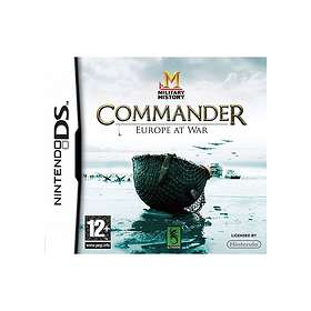 Military History Commander: Europe at War (DS)
