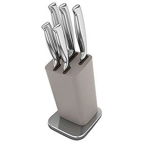 Morphy Richards Accents Special Edition Block Knife Set 5 Knives