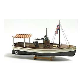 Billing Boats African Queen Steam Boat Kit