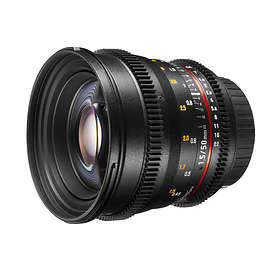 Walimex Pro 50/1.5 VCSC for Sony E