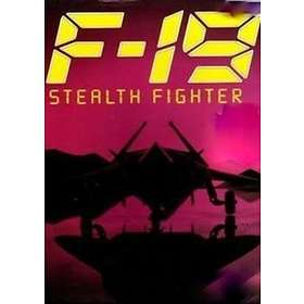 F-19 Stealth Fighter (PC)
