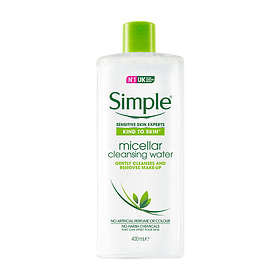Simple Skincare Kind To Skin Micellar Cleansing Water 400ml
