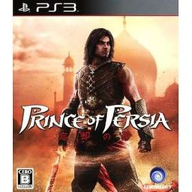 Prince of Persia: The Forgotten Sands (JPN) (PS3)