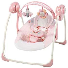 Ingenuity Bright Starts Felicity Floral Portable Swing
