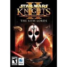 Star Wars Knights of the Old Republic II: The Sith Lords (Mac)