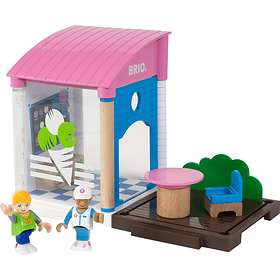 BRIO World Ice Cream Shop 33944