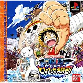 One Piece: Tobidase Kaizokudan! (JPN) (PS1)